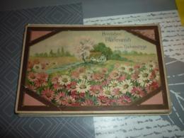 Carte Postale Fantaisie Allemagne Herzlichen Gläckwunsch Zum Damenstage - Fancy Cards