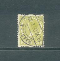 Roltanding Veth 25ct - Periode 1891-1948 (Wilhelmina)