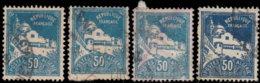 Algérie 1926. ~ YT 47 Par 4 - 50 C. Mosquée De La Pêcherie - Gebraucht