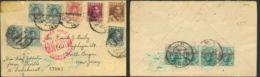 España. Correo Zeppelin. Correo Zeppelin - Aéreo