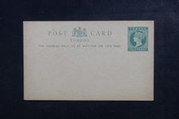 TOBAGO - Entier Postal Type Victoria Non Circulé - L 46613 - Trinidad & Tobago (...-1961)