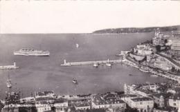 Monaco - La Rade Et Vue Générale De Monte-Carlo  (  (4J) - Harbor