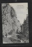 AK 0359  Semmering - Großer Adlitzgraben Mit Ruine Klamm Um 1909 - Semmering