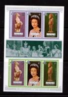 ATUTAKI    1978    25th  Anniv  Of  Coronation    Sheetlet    MNH - Aitutaki