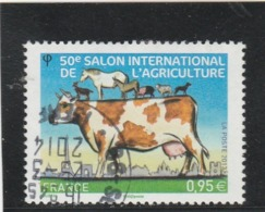 FRANCE 2013 SALON AGRICULTURE YT 4729  OBLITERE  A DATE - Francia