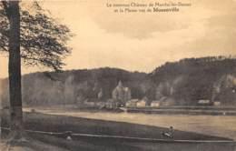 Le Nouveau Château De Marche-les-Dames Et La Meuse Vus De Mosanville - Namur