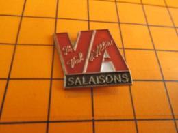 419 Pin's Pins / Beau Et Rare / Thème ALIMENTATION / SALAISONS LE VAL D'ALLIER - Levensmiddelen