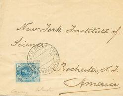 España. Canarias. Historia Postal. Canarias. Historia Postal. PUERTO DE LA LUZ / CANARIAS. MAGNIFICA. - Spain