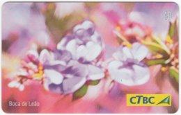 BRASIL K-008 Magnetic CTBC - Plant, Flower - Used - Brésil
