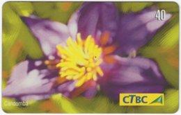 BRASIL K-009 Magnetic CTBC - Plant, Flower - Used - Brésil