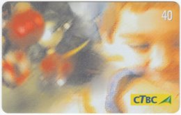 BRASIL K-040 Magnetic CTBC - Occasion, Christmas - Used - Brésil