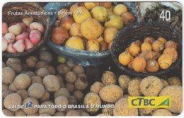 BRASIL K-065 Magnetic CTBC - Plant, Vegetable, Fruit - Used - Brésil