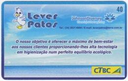 BRASIL K-080 Magnetic CTBC - Used - Brésil