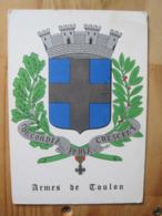 Armes De Toulon - Toulon