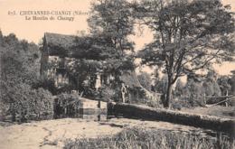 58 -  Chevannes-Changy - Beau Cliché Du Moulin De Changy - Other Municipalities