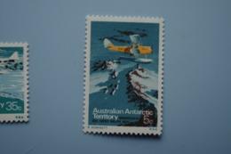 6-380 AAT Antarctic Plane Aviation Exploration South Pole Sud TAAF Gipsy Moth 1931 - Polar Flights