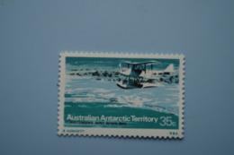 6-381 AAT Antarctic Plane Aviation Exploration South Pole Sud TAAF Christensents Avro Avian 1934 - Polare Flüge