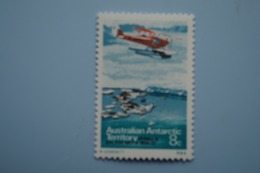 6-382 AAT Antarctic Plane Aviation Exploration South Pole Sud TAAF Rymill's  Fox Moth 1934 - Vols Polaires