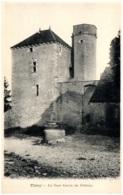 89 THISY - La Tour Carrée Du Chateau - Frankrijk