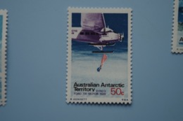 6-384 AAT Antarctic Plane Aviation Exploration South Pole Sud TAAF Byrd's Ford Tri-motor 1929 Parachute - Polar Flights