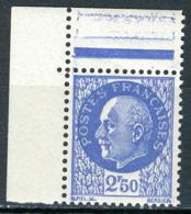 N°520** Coin De Feuille - 1941-42 Pétain