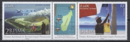 T.A.A.F. 2012 N° Y&T 626/27 **, MNH, Fraîcheur Postale. Cote Y&T 2017 : 4,80 € - Terres Australes Et Antarctiques Françaises (TAAF)