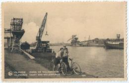Vilvoorde - Vilvorde - Canal De Willebroeck - Vaart Van Willebroeck - Edition A. Durr Et Fils - No 5 - Vilvoorde