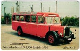 GERMANY K-Serie A-873 - 102C 01.94 - Traffic, Historic Bus - MINT - Deutschland