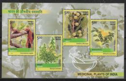 INDIA 2003 MEDICINAL PLANTS MNH - Heilpflanzen