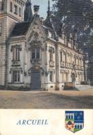 58 -  Chevannes - Colonie De Vacances D'Arceuil à Coulanges-les-Nevers - Château De Chevannes Vu De L'Entrée - France