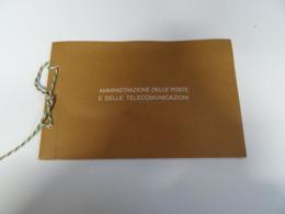 Libro Francobolli 1972 Amministrazione Postale Italia - Nuovi MNH** - Lotti E Collezioni