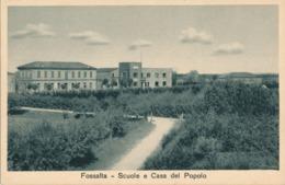VENEZIA-FOSSALTA SCUOLE E CASA DEL POPOLO - Venezia (Venice)