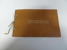 Libro Francobolli 1973 Amministrazione Postale Italia - Nuovi MNH** - Lotti E Collezioni