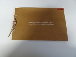 Libro Francobolli 1974 Amministrazione Postale Italia - Nuovi MNH** - Lotti E Collezioni