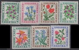 ANDORRE - Timbre Taxe 1964 - Nuevos