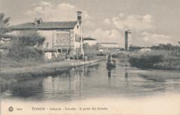 VENEZIA-ESTUARIO TORCELLO IL PONTE DEL DIAVOLO - Venezia (Venice)
