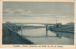 VENEZIA-FOSSALTA PONTE SUL PO DI VOLANO - Venezia (Venice)