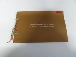 Libro Francobolli 1975 Amministrazione Postale Italia - Nuovi MNH** - Lotti E Collezioni