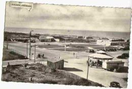 1954 OUISTREHAM RIVA BELLA - Vue Peu Courante Sur L'ETOILE Et Le CASINO - Ouistreham