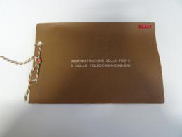 Libro Francobolli 1976 Amministrazione Postale Italia - Nuovi MNH** - Lotti E Collezioni