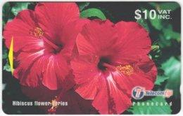 FIJI A-140 Magnetic Telecom - Plant, Flower - 28FJD - Used - Figi