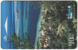 FIJI A-155 Magnetic Telecom - Landscape, Coast - BCFJD - Used - Figi