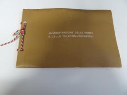 Libro Francobolli 1979 Amministrazione Postale Italia - Nuovi MNH** - Lotti E Collezioni