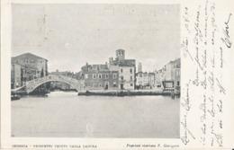 VENEZIA-CHIOGGIA VEDUTA DALLA LAGUNA - Venezia (Venice)