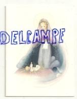 Mignonnette Double. Vierge Marie Et Bébé. Yves Tromme Deschampheleire. Baptême 1960 Hermalle-sous-Argenteau - Nascite