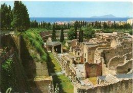 ERCOLANO - Veduta Panoramica Degli Scavi - Ercolano