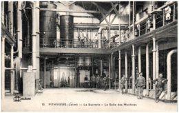 45 PITHIVIERS - La Sucrerie - La Salle Des Machines - Pithiviers