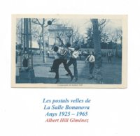 DVD-Video LES POSTALS VELLES DE LA SALLE BONANOVA - Barcelona