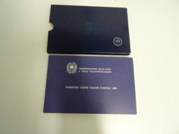 Libro Francobolli 1988 Amministrazione Postale Italia - Nuovi MNH** - Lotti E Collezioni