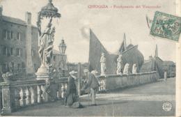 VENEZIA-CHIOGGIA FONDAMENTA DEL VESCOVADO - Venezia (Venice)